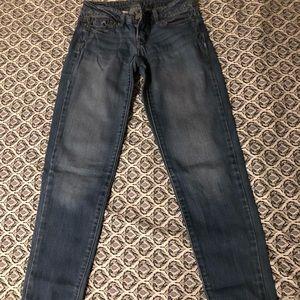 classic blue jeans!